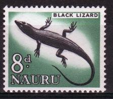 Nauru Single 8d Stamp From 1963 Definitive Set. - Nauru