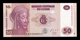 Congo 50 Francs 2013 Pick 97A SC UNC - Congo