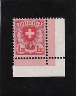 MiNr. 195 X I Postfrisch (Eckrandstück) - Nuovi