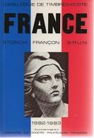 MARIANNE 1982-1983, Catalogue Fédéral De Timbres-poste De France, TB - France