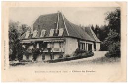 CPA 39 - Environs De MOUCHARD (Jura) - Château Des Varaches - Dos Simple - France