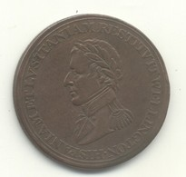 Canada   ½   Penny Wellington 1812 - Canada