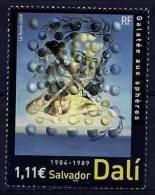 """FR YT 3676 """" Tableau Salvator Dali """" 2004 Neuf** - France"""