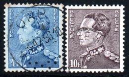 Belgique - N° 434,833 - 1936 - 1950 - Used Stamps
