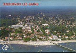33 -Andernos Les Bains : Vue Générale - Andernos-les-Bains
