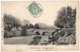 CPA 39 - RUFFEY (Jura) - 71. Pont Sur La Seille - Other Municipalities