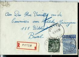 Doc. De PITTEM  Du 06/09/50  En Rec. De Pittem - 1948 Export