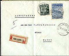 Doc. De POELKAPELLE  Du 25/09/50  En Rec. De Poelkapelle - 1948 Export