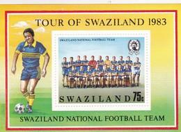 Swaziland Hb 7 Al 9 - Swaziland (1968-...)