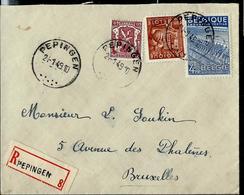 Doc. De PEPINGEN  Du 21/01/49  En Rec. - 1948 Export