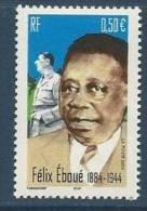 """FR YT 3714 """" Felix Eboué """" 2004 Neuf** - France"""