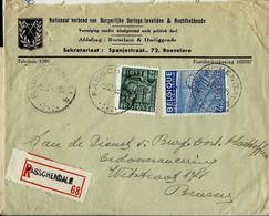 Doc. De PASSCHENDALE  Du 09/12/49  En Rec. - 1948 Export