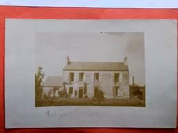 CPA.Photo.Maison De Madame Moisseron Au Mont Garry Près D'Avranches. (D1.225) - Avranches