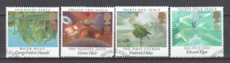Great Britain 1985 Mi 1027-1030 Canceled - Used Stamps