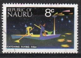Nauru Single 8c Stamp From 1973 Definitive Set. - Nauru