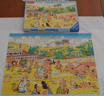 """ASTERIX A Saisir Puzzle Ravensburger 500 Piéces """"astérix Jeux Olympiques"""" Manque 1 Piéce En Bon état Voir Photo - Puzzles"""