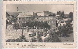 (80627) AK Bled, Hotel Jekler 1941 - Slovenia