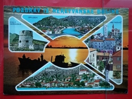KOV 258-1 - Dolina Neretve, Croatia, Metkovic, Opuzen, Komin, Kula Norinska, Neretva - Kroatië