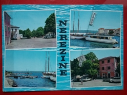 KOV 258-1 - Nerezine, Croatia, SHIP, BATEAU - Croatie