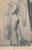 2c.347.  ROMA - San Pietro - Angiolo Del Monumento Agli Stuardi - Ediz. N.P.G. - San Pietro