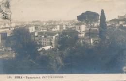 2c.349.  ROMA - Panorama Dal Giannicolo - 1907 - Ediz. N.P.G. - San Pietro