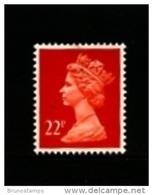 GREAT BRITAIN - 1991  MACHIN  22p.  PCP  LITHO  MINT NH  SG X1016 - Série 'Machin'