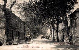 16861     MONTREJEAU  AVENUE DE TARBES - Montréjeau
