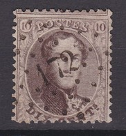 N° 14 A : 172 HAVINNES COBA +75.00 - 1863-1864 Medaillen (13/16)