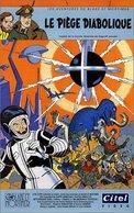 Blake Et Mortimer : Le Piège Diabolique VHS Avec Carte Postale - Dessins Animés
