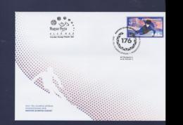 Hungary FDC 2018 PyeongChang Olympic Games (NB**LAR9-89) - Winter 2018: Pyeongchang