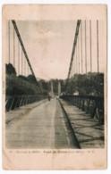 Q434 - Environs De Mens - Pont De Brion - Mens