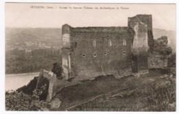 Q440 - Seysuuel - Ruines De L'ancien Château Des Archevêques De Vienne - France