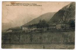 Q448 - Asile Du Chevallon De Voreppe, Près Grenoble - Voreppe