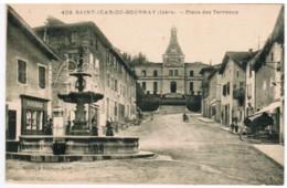 Q454 - Saint-Jean-de-Bournay - Place Des Terreaux - Saint-Jean-de-Bournay