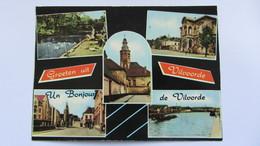 VILVOORDE  UN BONJOUR  . - Belgique