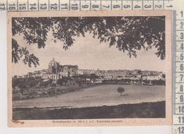 MONTEFIASCONE VITERBO PANORAMA  1937 VG - Viterbo