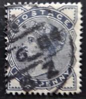 Timbres De Grande-Bretagne N° 76 - 1840-1901 (Victoria)