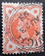 Timbres De Grande-Bretagne N° 91 - 1840-1901 (Victoria)