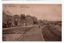 Oetinghen Oetingen Tramstatie Station Vicinale Gare - Gooik