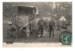 MILITARIA - Armée Indo-Anglaise, Auto De Ravitaillement Anglaise - Guerre 1914-18
