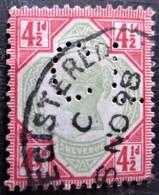 Timbres De Grande-Bretagne N° 98 - 1840-1901 (Victoria)