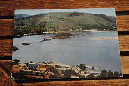 BANGUI VUE AERIENNE SUR L OUBANGUI LE ROCK HOTEL - Central African Republic