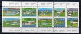 CANADA - 1983 - FORTS - CHATEAUX - CASTLES - FETE DU CANADA - CANADA DAY - - 1952-.... Règne D'Elizabeth II