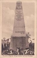 Alte Ansichtskarte Roeselare -Kriegerdenkmal Auf Dem Friedhofe- - Roeselare