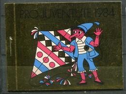 Swiss Mi# O-79 Markenheftchen Postfrisch/MNH - Pro Juventute Children Games - Carnets
