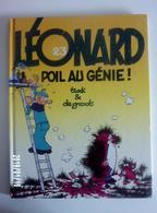 Léonard  23 : Poil Au Génie EO 1993 Excellent - Art