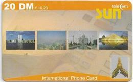 GERMANY PREPAID - Phonecards
