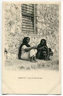 CPA Somalie - DJIBOUTI Types De Femmes Issas ( Femme Somalienne ) Bon état - Somalie