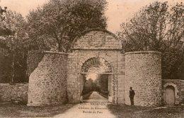 PAS CHER - Morbihan - Erdeven - Château De Keravéon -pas écrite - Quartier Général De Hoche Durant L'affaire De Quiberon - Erdeven