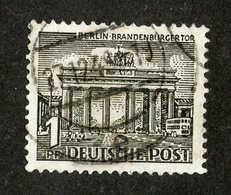 B10  Berlin 1949  Mi.# 42 (o) ( Cat.€.50 ) - Gebraucht